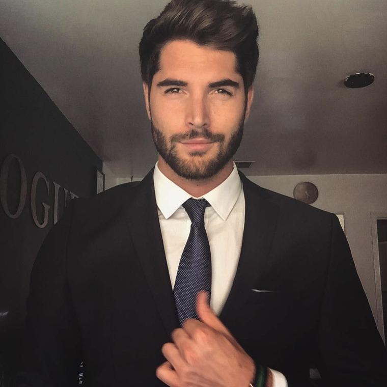 tipos de barbas-hombres-elegantes-peinado-moderno