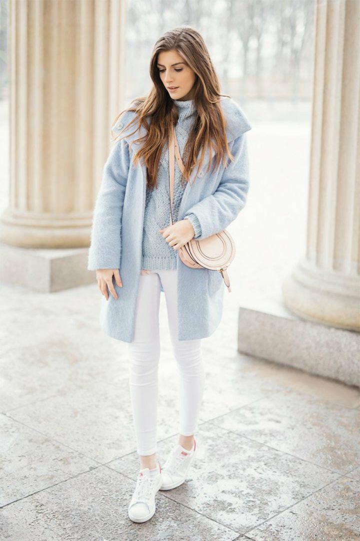 tono azul fresco moderno