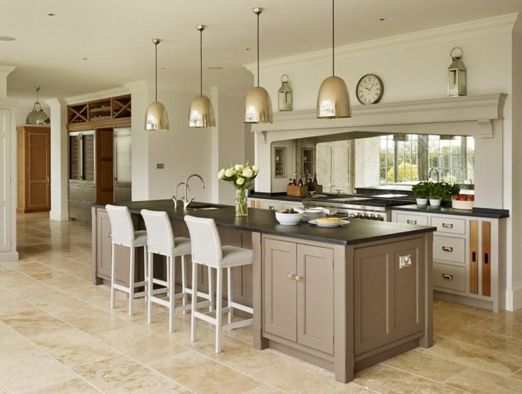 Cocinas modernas - Nos inspiramos de los mejores diseñadores -