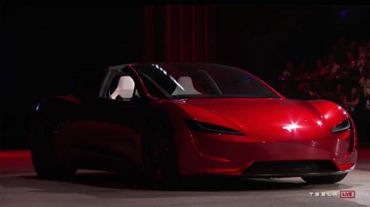 Tesla Roadster original