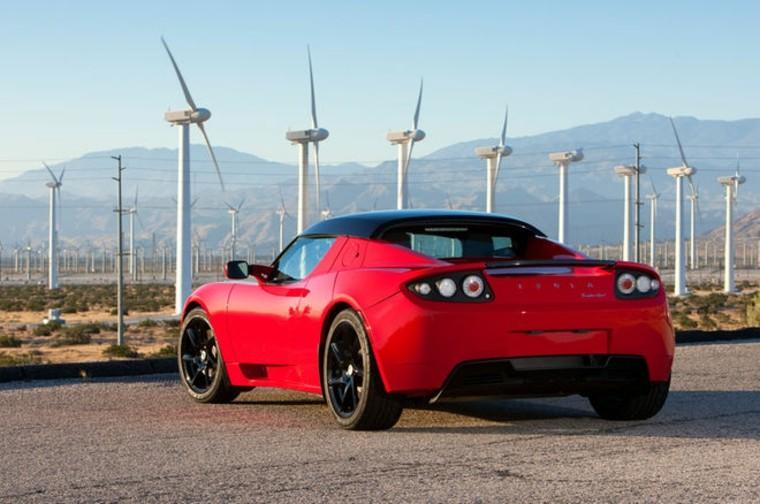 Tesla Roadster diseño nuevo