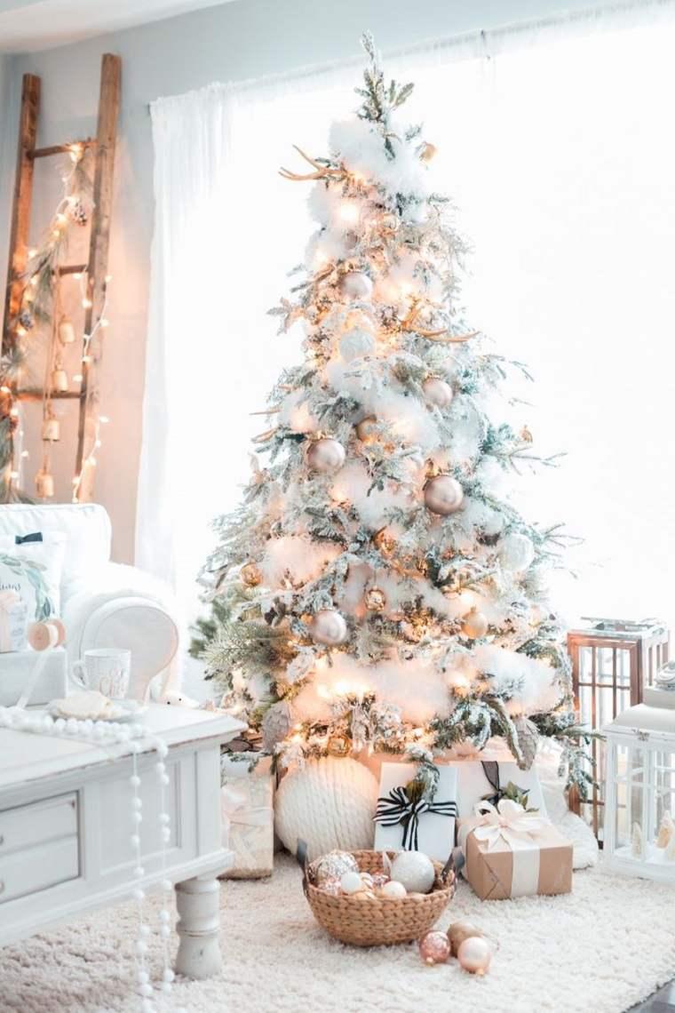 bonita decoración navideña