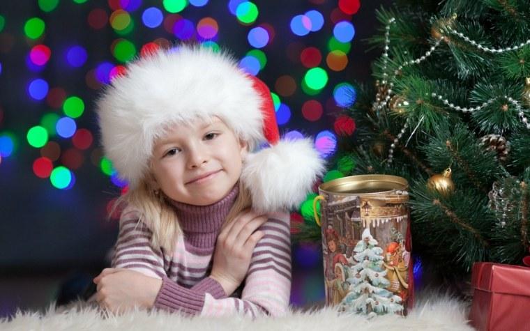 adornos de navidad para niños niña