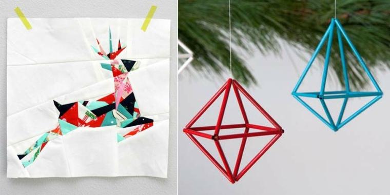 decoracion original para Navidad