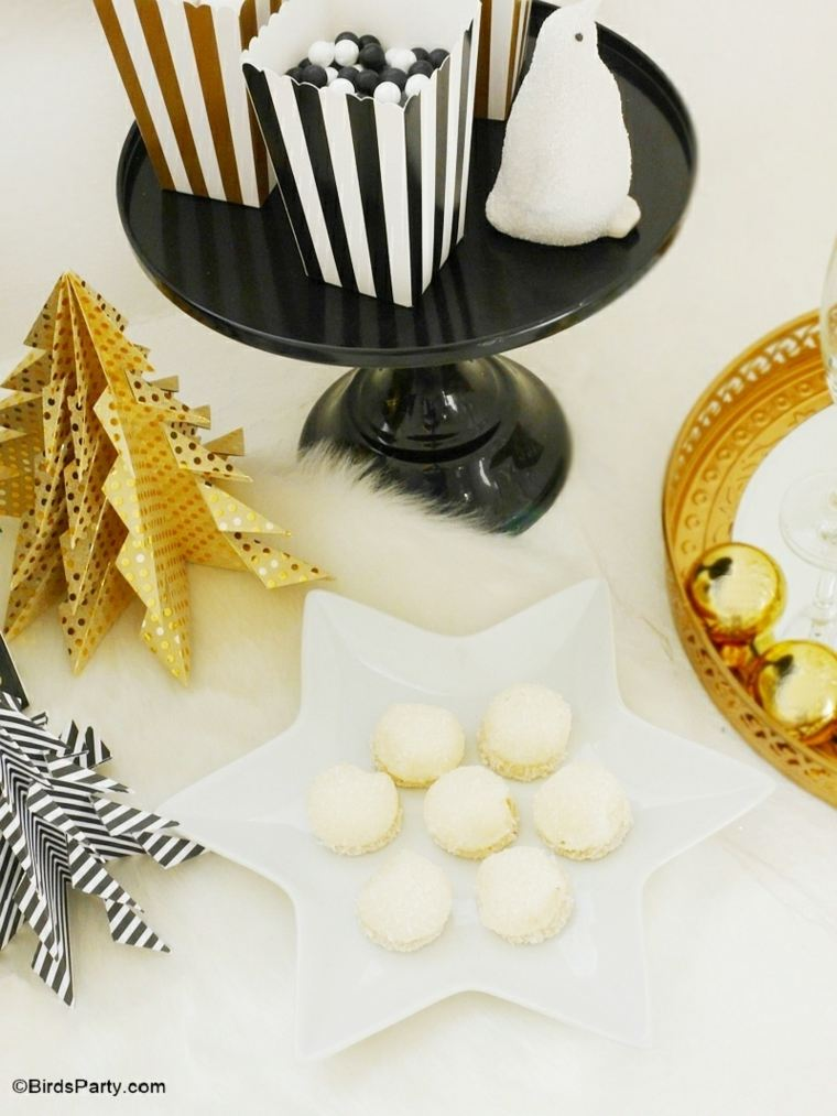 decoración de Navidad moderna