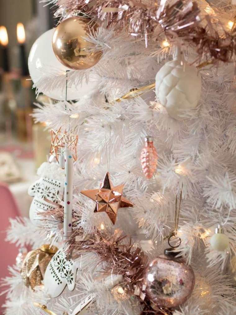 ideas para decorar un árbol de Navidad de manera original