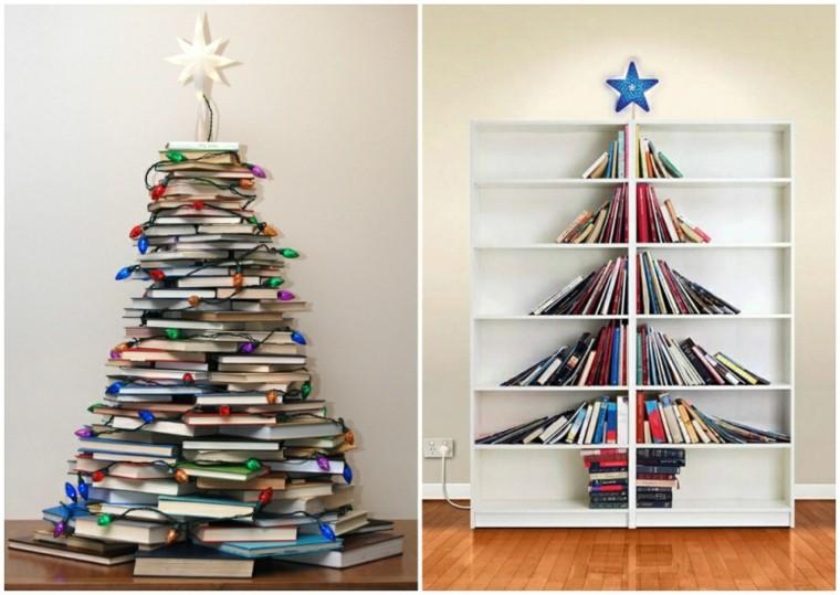 arbol-de navidad-de-libros