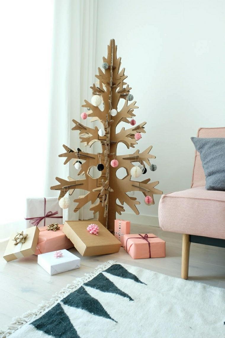 arbol-navidad-carton-opciones-estilo-moderno