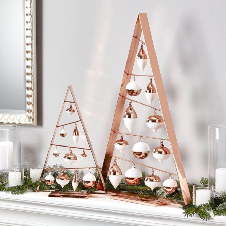arbol-navideno-cobre-opciones-estilo-moderno