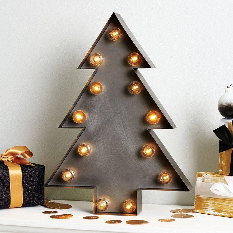 arbol-navideno-luces-opciones-estilo