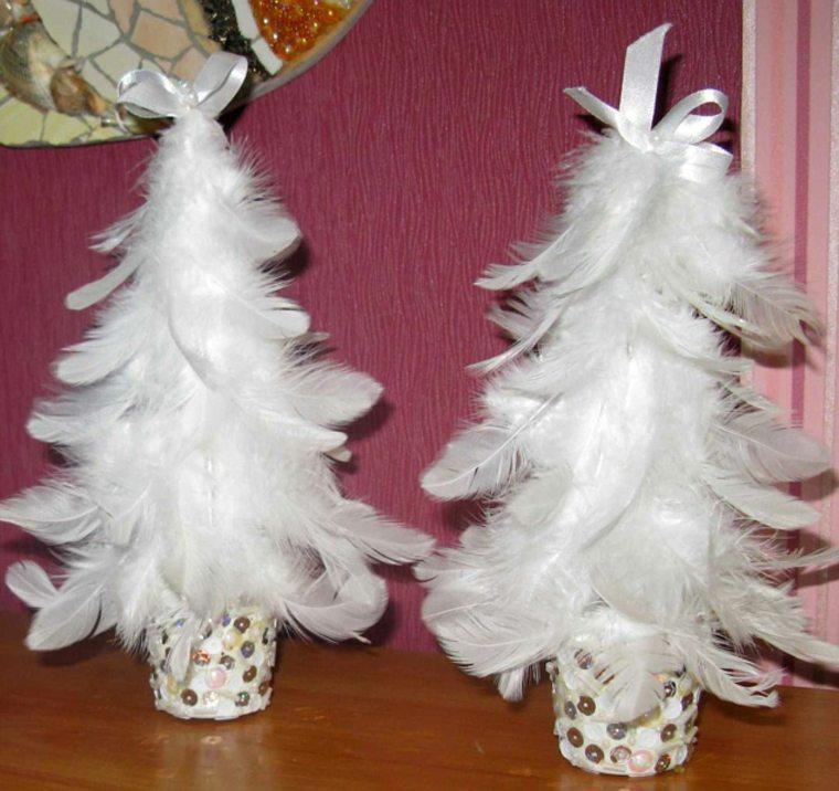 arboles-navidenos-plumas-opciones-originales