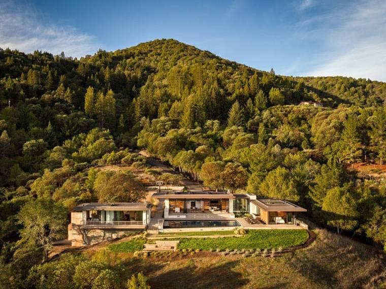 arquitectura moderna dry-creek