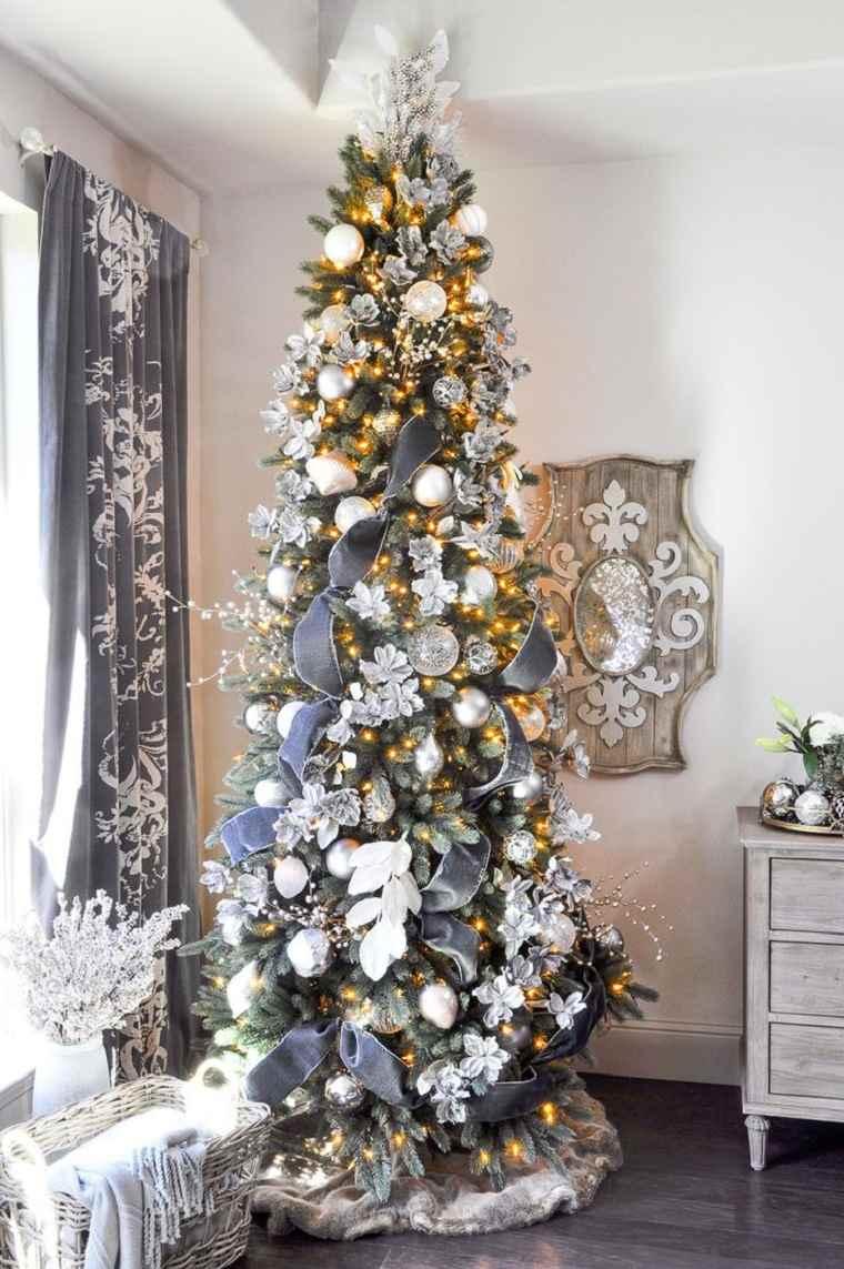 C mo decorar un rbol de navidad consejos creativos y - Arboles de navidad creativos ...