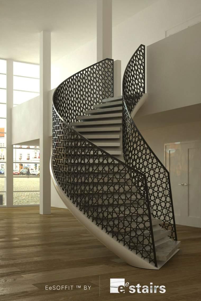 original balaustrada para escaleras modernas