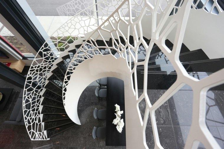 diseños de balaustradas modernas