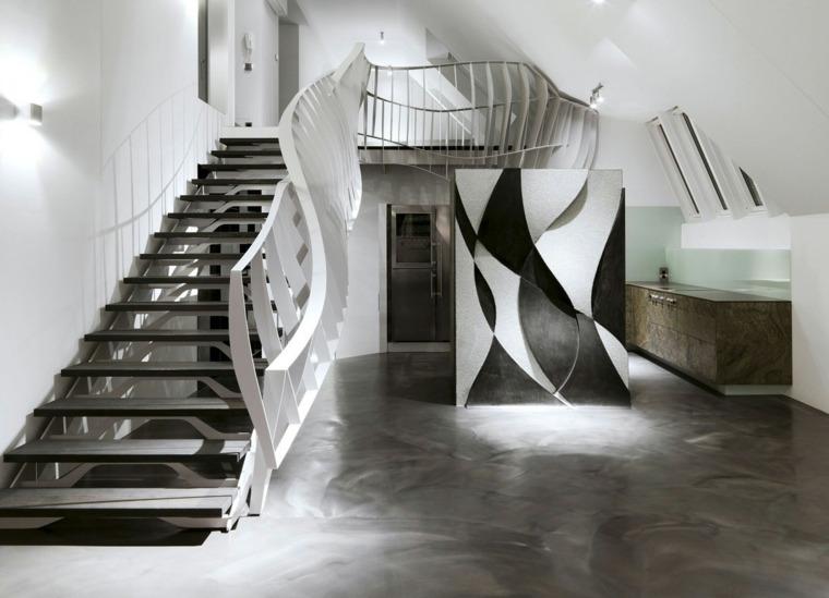 estupendos diseños de balaustradas modernas