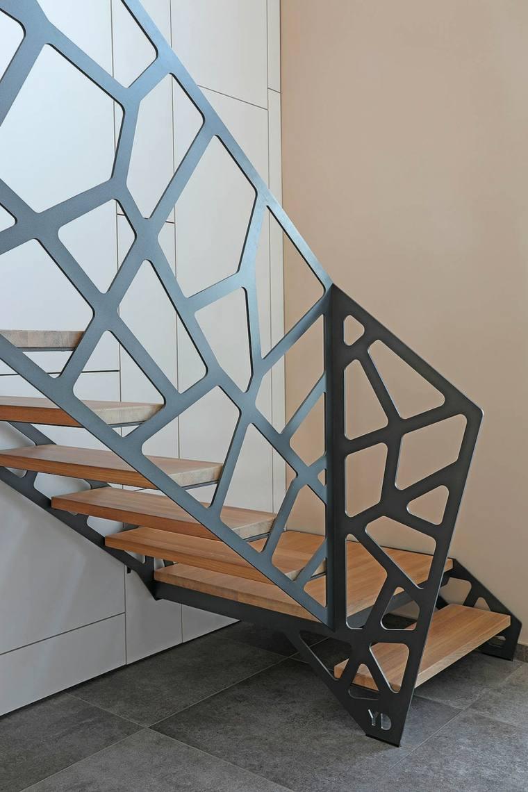originales diseños de balaustradas modernas