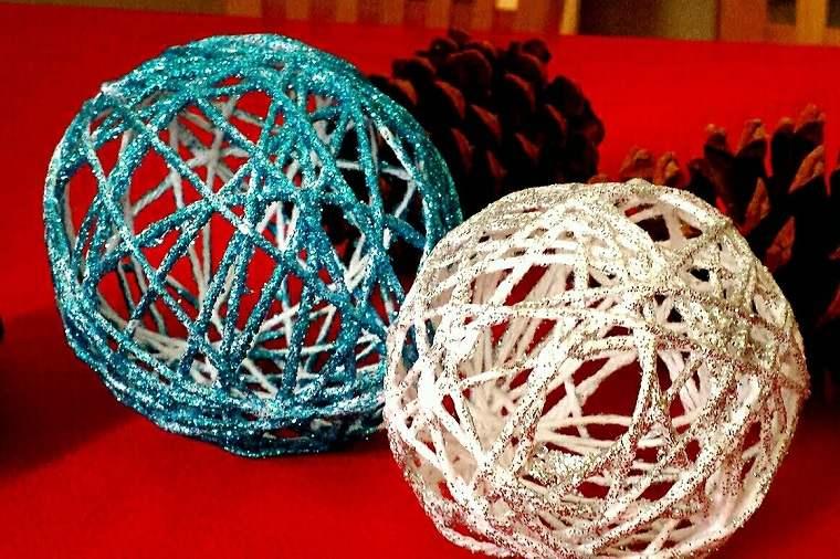 bolas-originales-hilos-brillantes