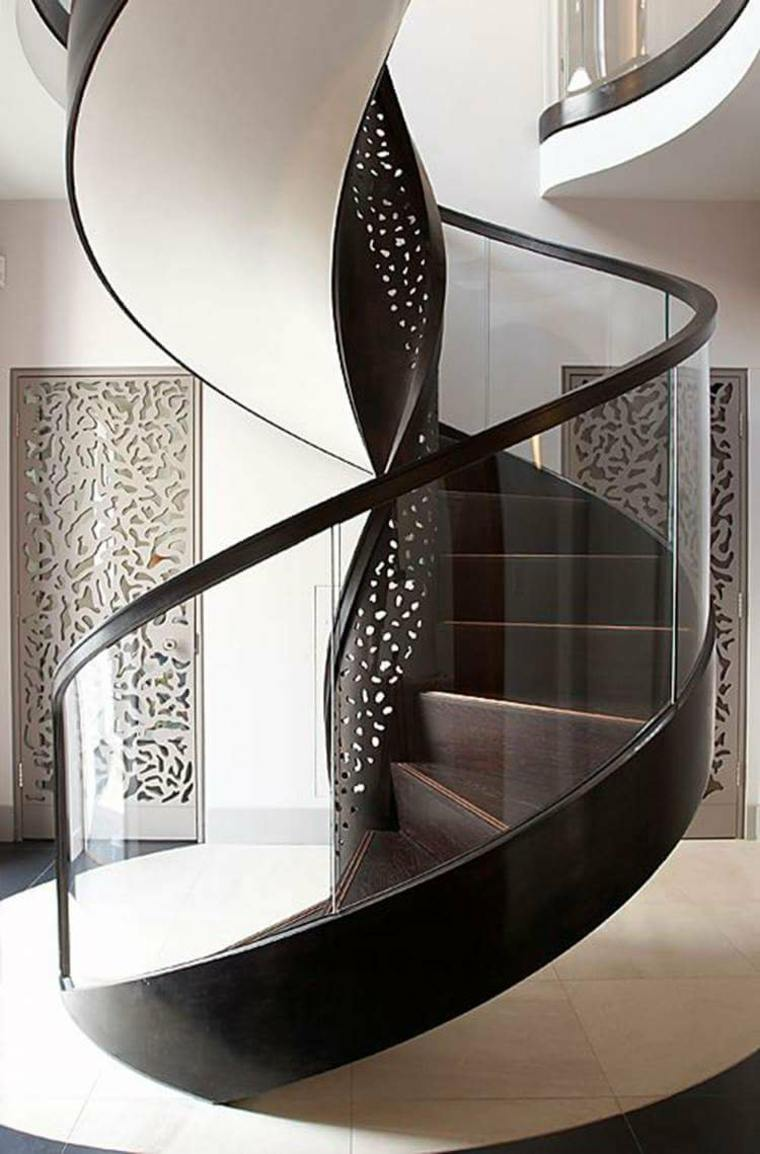 diseños de balaustradas para interiores