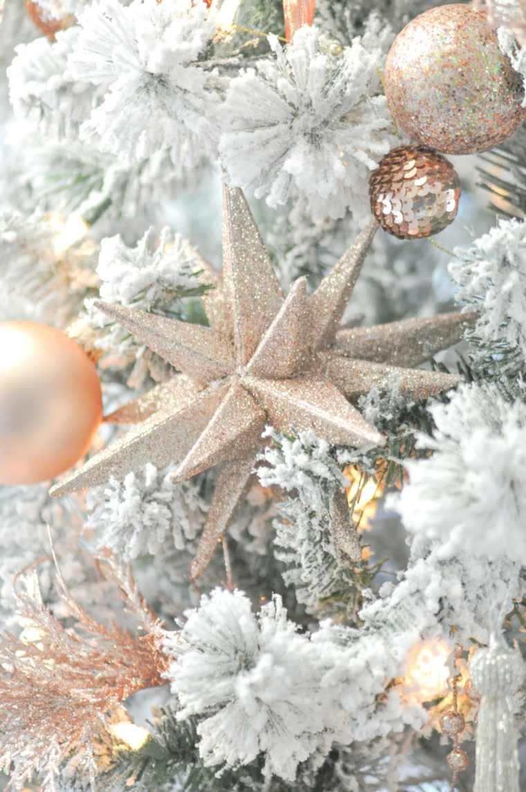 C mo adornar un rbol de navidad de manera creativa y - Como se adorna un arbol de navidad ...