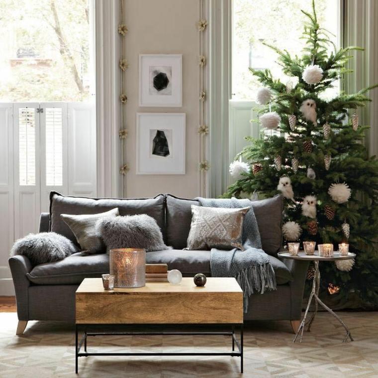 ideas para la decoración de Navidad