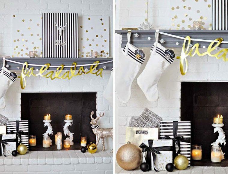 decoración de Navidad original
