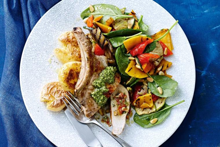 dieta mediterranea variada