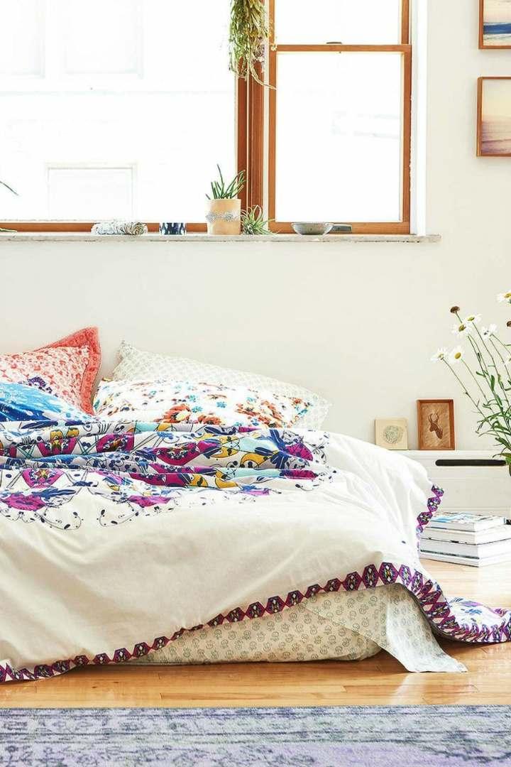 cama baja especial bohemia