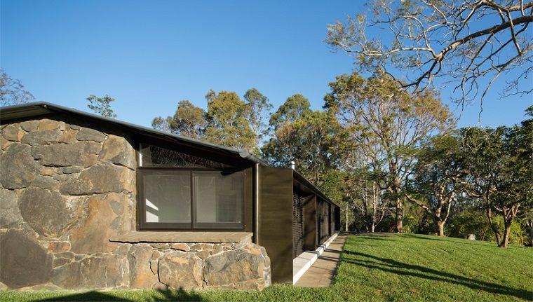 casas originales de piedra