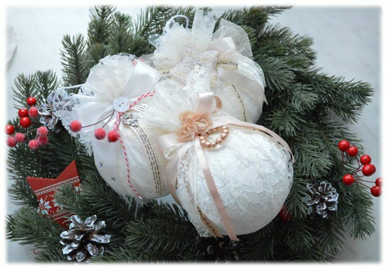 originales ideas para decoración de Navidad