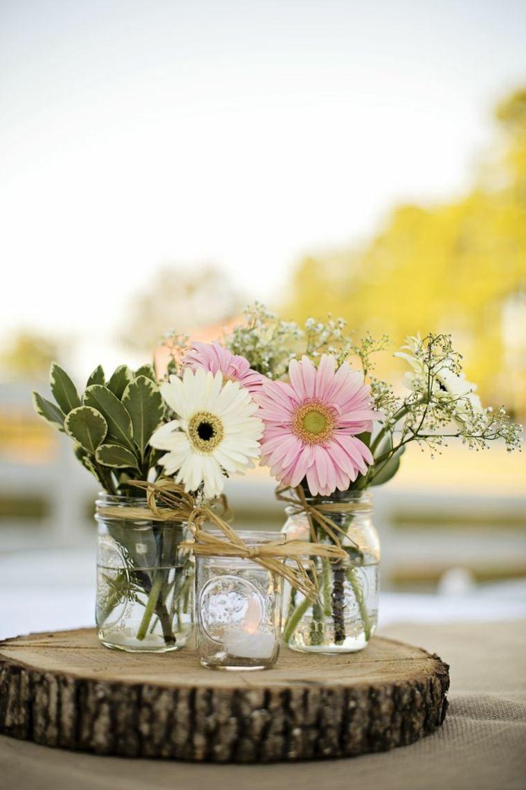 Centros De Flores Naturales Para Embellecer Cualquier Evento