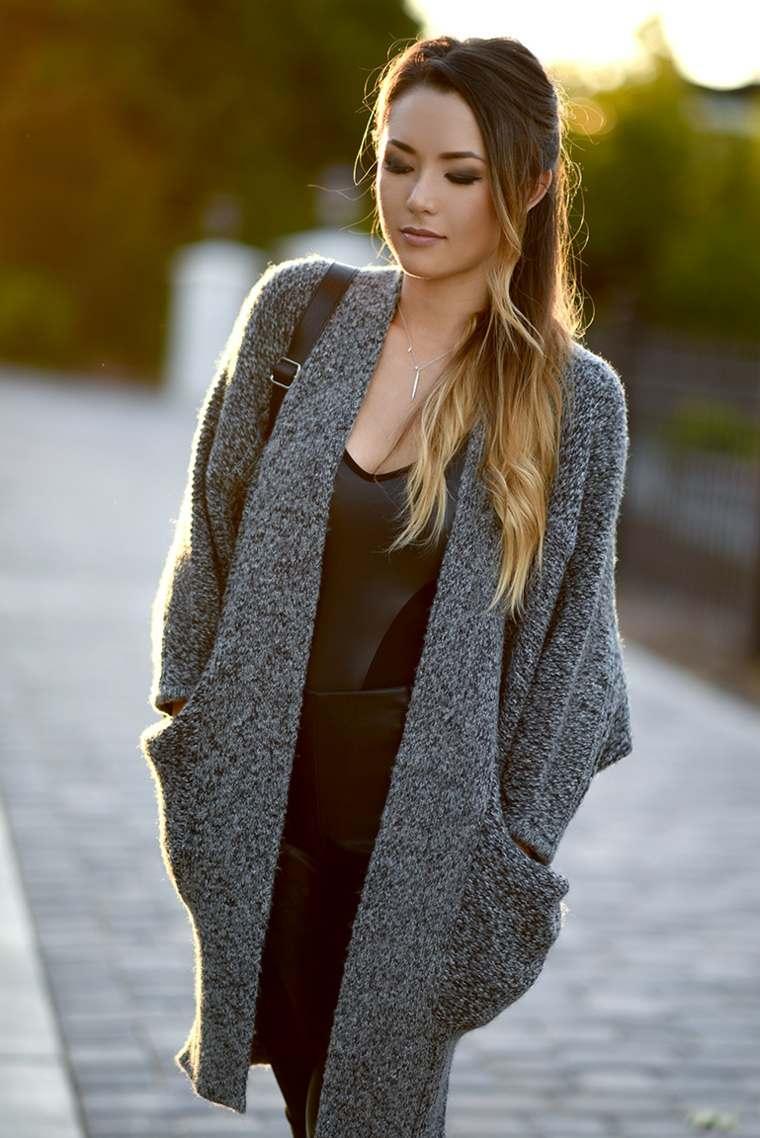 chaqueta-de-punto-gris-oscuro