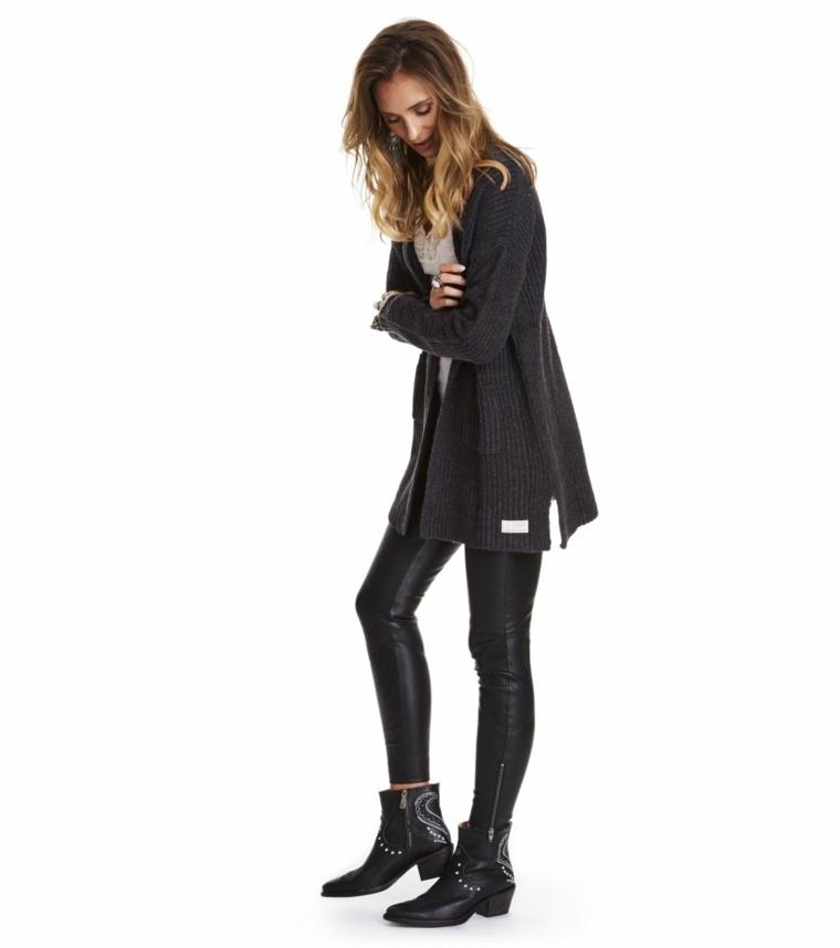 chaqueta-de-punto-negra