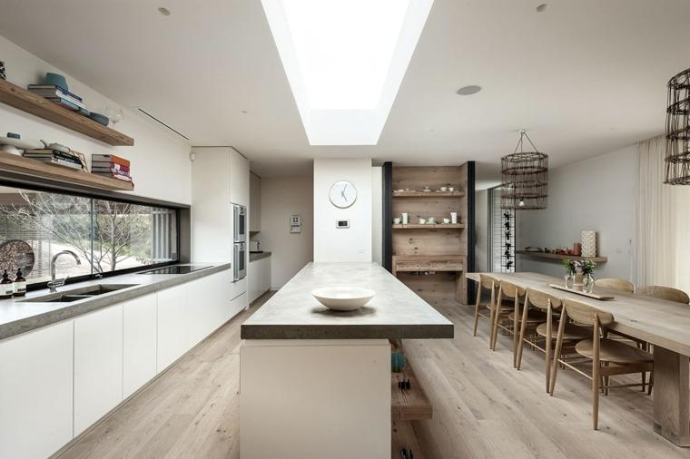 cocina-comedor-diseno-abierto-Jam-Architecture