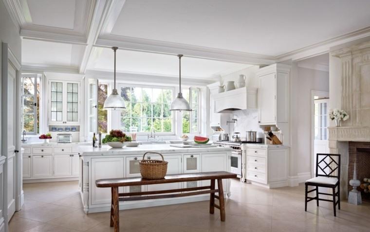 Cocina americana idea para dise ar un espacio for Cocina estilo americano