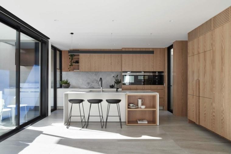 cocina-luminosa-diseno-FGR-Architects