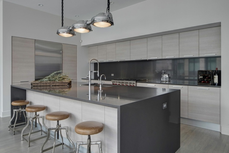 cocina-moderna-color-gris-estilo-Gabriel-Fontes-de-Faria