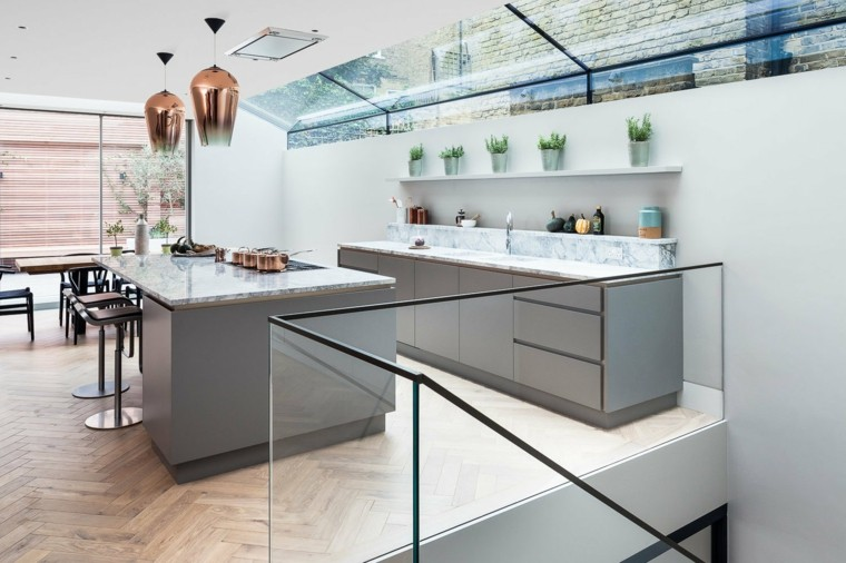 Cocinas modernas nos inspiramos de los mejores dise adores - Disenadores de cocinas ...