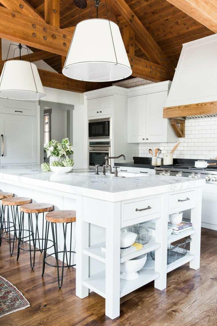 Fotos de cocinas rsticas e ideas para incorporar este estilo a