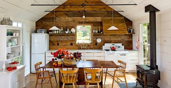 Fotos de cocinas rústicas e ideas para incorporar este estilo a nuestra cocina