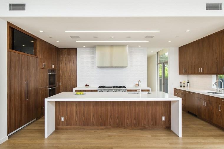 cocinas-modernas-diseno Dunn Architecture Studio