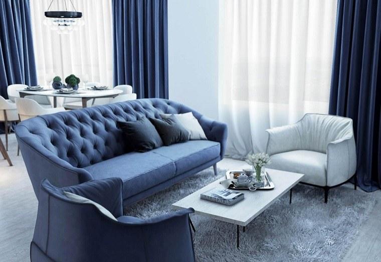 color-azul-sala-estar-muebles-cortinas-opciones