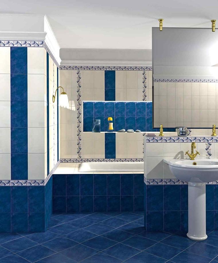 colores básicos azul-bano-diseno-azulejos