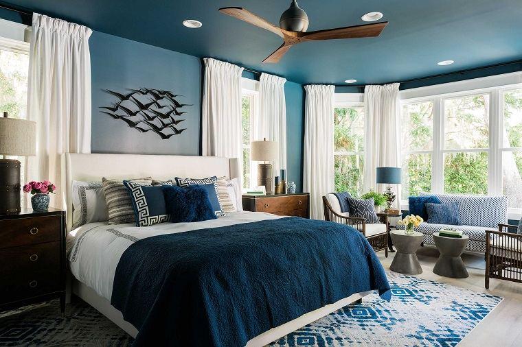 colores-basicos-azul-dormitorio-diseno-decoracion