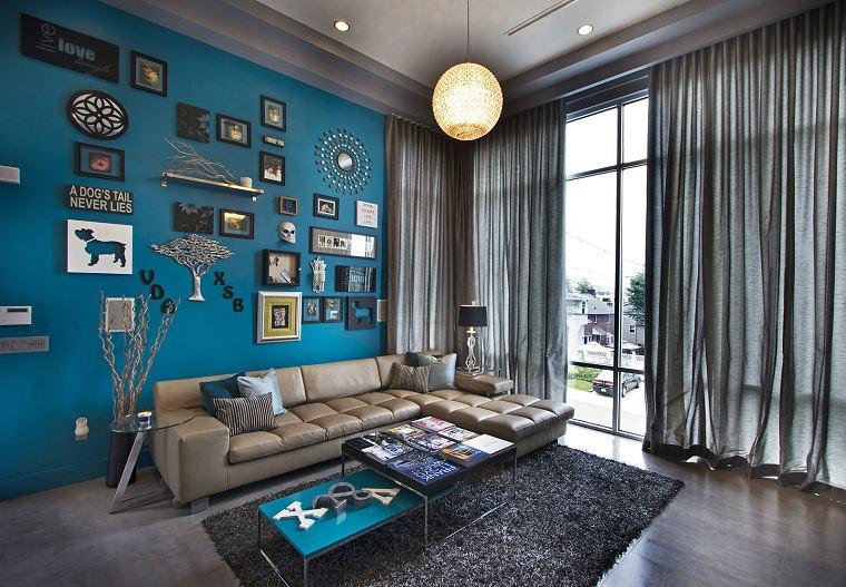 colores-basicos-azul-salon-pared-mesa-opciones