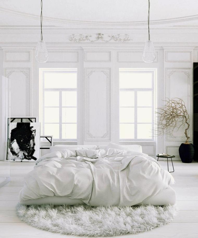colores-de-moda-opcion-dormitorio-cuadro-acento-estilo