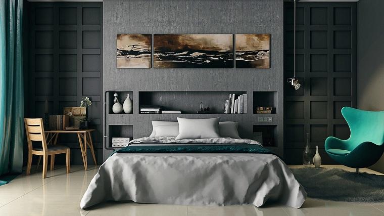 colores-de-moda-opcion-dormitorio-gris-verde-oscuro
