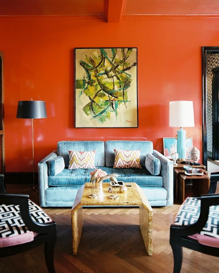 Colores de moda para paredes nuestras 14 propuestas for Colores para paredes