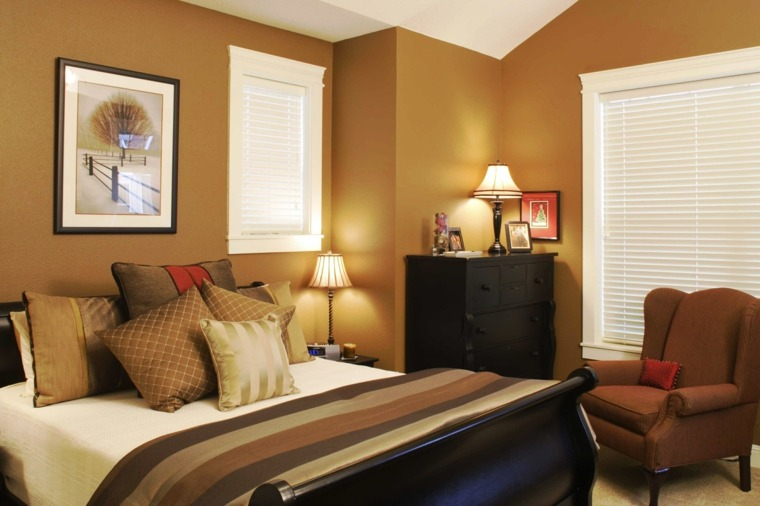 colores-para-paredes-dormitorio-marron
