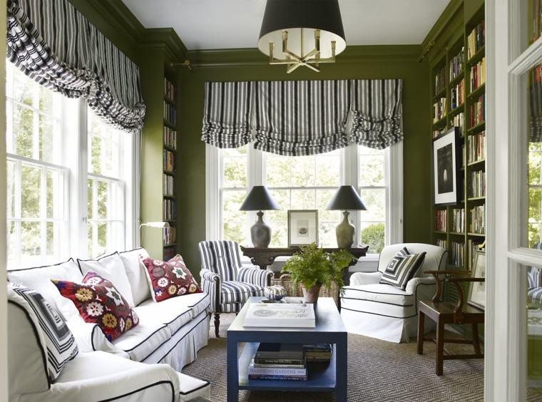 Colores para pintar una casa las tendencias que nos trarera en 2018 - Presupuesto para pintar una casa ...